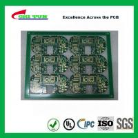 Best Manufacturing Of Pcb Boards Pcb For Computer , 4l Fr4 It150 1.6mm Immersion Gold wholesale