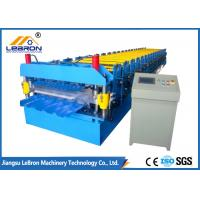 Best Made in china Double Layer Roofing Sheet Roll Forming PLC Control Automatic 2018 new design wholesale