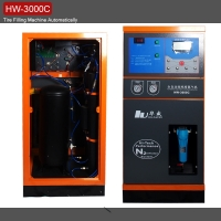 Buy cheap Wide LCD screen 95psi Nitrogen Tyre Inflation from wholesalers