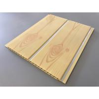 Cheap 7.5mm / 8mm Ceiling PVC Panels Plastic Ceiling Boards For Warehouse / Restaurant for sale