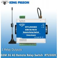 Buy cheap Gsm control switch Unit industrial SMS Remote Controller automation control system RTU5020 from wholesalers