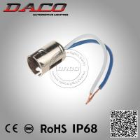 Best 1156 Socket 1156 BA15S LED Light Bulb Holder Wiring Harness Extension Connector Adapter wholesale