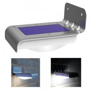 Best Wireless Solar Powered Motion Sensor Light , Solar Led Lights Outdoor wholesale