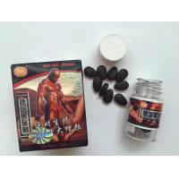 Quality Germany Black Gold  Natural Male Enhancement Pill Powerful Hard Erection wholesale
