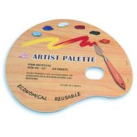 Best Paper Cover Material Artist Paint Pad Artist Paint Palette Art Pad For Kids wholesale