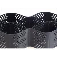 Best Textured Plastic HDPE Geocell hight 30MM ~ 250MM With or Without Hole wholesale