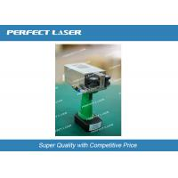 Quality Small Portable Industrial Inkjet Printer With Oily / Quick - Drying Ink , 1-8 Print Lines wholesale