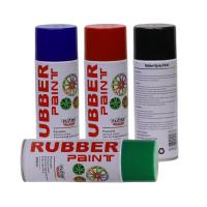 Best Aerosol Rubber Spray Paint / Plastic Dip Spray Fast Drying Anti -  Corrosion wholesale