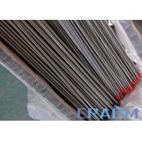 China Alloy C276 / UNS N10276 Nickel Alloy Cold Rolled Tube/Pipe 0.5mm - 20mm Wall Thickness on sale