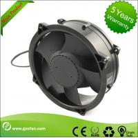 Best Electric Power Industrial DC Axial Fan For Equipment Cooling / Air Purifier wholesale