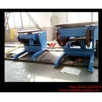Best Self-Adjustable Pipe Welding Positioner Vessel Loading 8 Ton T-slots For Clamping wholesale