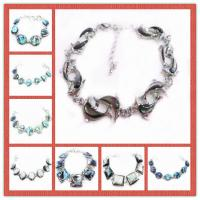 Best Women's Genuine Natural Handmade Shell Jewelry Bracelet 7.5 Inches wholesale