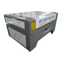 Cheap 1300*900mm Denim Fabric Co2 Laser Engraving Machine with 80W Co2 Laser Tube for sale