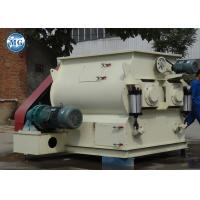 Best Horizontal Portable Concrete Mixer Machine Equipped With Fly Cutters wholesale