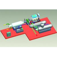 Buy cheap ORC Waste Heat Power System to be applied for petrochemical industry from wholesalers