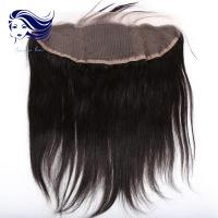 Best 7A Unprocessed Lace Front Part Closure With Baby Hair No Shedding wholesale