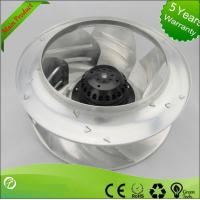 Best Filtering Ffu EC Centrifugal Fans Sheet Aluminium 310mm 355mm 400mm Air Conditioning wholesale