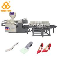 Best PP Insole Making Rotary Injection Molding Machine 200-280 Pairs Per Hour wholesale
