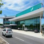 Best Modern Design Light Steel Frame Structure Prefabricated Car Showroom wholesale