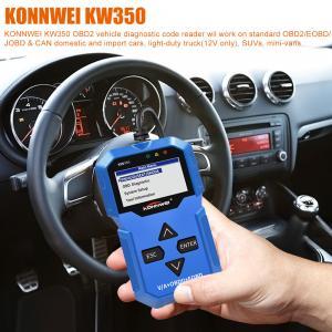 Best Super Scanner Full System Diagnostic Scanner , OBD2 Car Code Reader For VAG Series Vehicles wholesale
