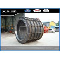Best Prestressed Concrete Pipe Mold Pile Steel Mould OEM / ODM Available wholesale