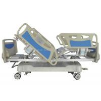 Best ICU Room Fully Automatic Hospital Bed Embedded Controller Automatic Weighting wholesale