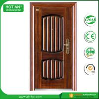 Best house residential steel security door for main gate design wholesale
