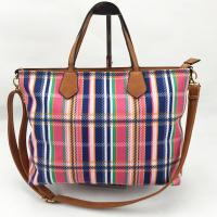 Best Durable Ladies Canvas Travel Bag Personalized Classic Leisure Style For Business Trip wholesale