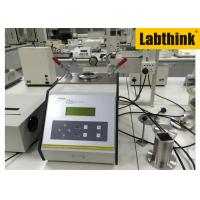 Best TQD-G1 Package Testing Equipment Air Permeability Tester For Textiles / Fabrics wholesale