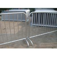 Buy cheap Construction Heavy Duty Crowd Control Barriers Temporary Barrier Fence from wholesalers