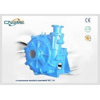 Best High Head ZJ Slurry Pump Slurry Pump For Coal Tailings From A Thickener Underflow wholesale