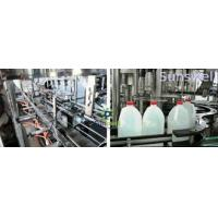 Best Automatic Water Filling Machines , Gravity Bottling Line Equipments For Still Water wholesale