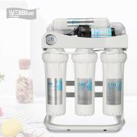 China Under Sink 50G Reverse Osmosis Water Purifier With 5L Tank Water Dispenser on sale