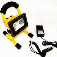 Best Battery powered 4-5hrs Working Time LED Flood Lights Outdoor IP65 wholesale