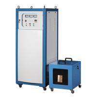 Best 160kw Ultrasonic Frequency Induction Heating Machine for large gear quenching wholesale