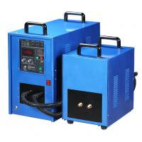 Best Copper Tube and Aluminum Tube Induction Brazing Machine wholesale