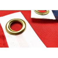 Buy cheap OEM Logo 5inch Outdoor Promotional Flags For Advertising from wholesalers