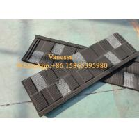 Cheap CE Terracotta Roof  Tiles size 1340*420mm / Shigle Tile Red and Black Color all kind of Type for sale