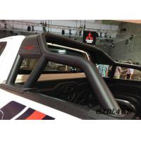 Buy cheap Hilux Auto Parts Revo 4x4 Roll Bar Wholesale Pickup Steel Roll Bars from wholesalers