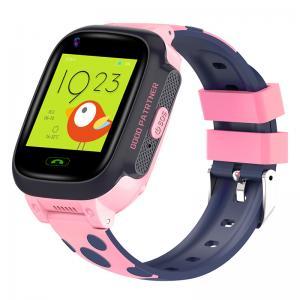 "Best GPS WIFI LBS Positioning 1.33"" Kids Touch Screen Smartwatch wholesale"