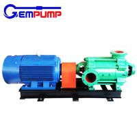 Buy cheap High head horizontal multistage electric centrifugal water pump China factory price from wholesalers