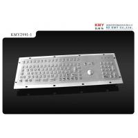 Buy cheap Mini Metal keyboard with trackball & light from wholesalers