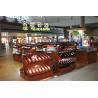 Buy cheap Supermarket wicker wine rack from wholesalers