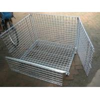 Best Folding Wire Mesh Container wholesale