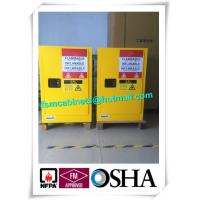 Best Double Wall Construction Industrial Storage Cabinets / Chemical Storage Cupboards wholesale