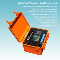 Best Full-sealed Outer Housing DC Resistivity And IP Insrtument wholesale