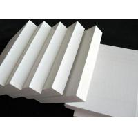 Best 18mm PVC Foam Board Sheet High Density Fireproof Smooth Edge For Furniture wholesale