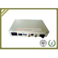 Best E1 To Fiber Media Converter Modem Single Mode Single Fiber G704 Standard wholesale