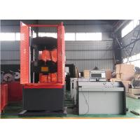 China Computer Display Hydraulic Universal Tensile Testing Machine For Universities / Colleges on sale