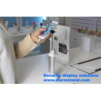 Cheap COMER Retail Mobile Shop Open Display Solution security alarm system for sale